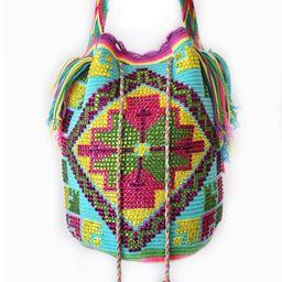Mochila Wayuu Luxury (Media 2)