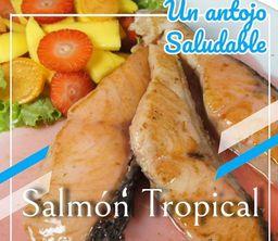 Salmón Tropical