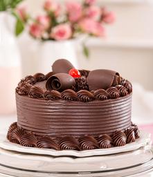 🥧Torta de Chocolate Mediana   (14  a 16 Porciones)