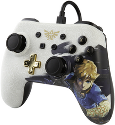 Control Nintendo Switch Alambrico ED. Legend Of Zelda