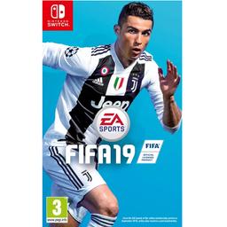 Fifa 19 Juego Nintendo switch
