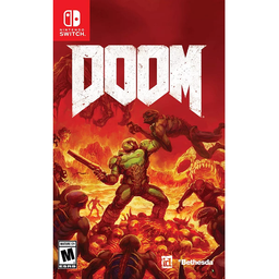 Doom Juego Nintendo Switch