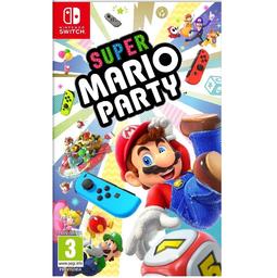 Super Mario Party Juego Nintendo Switch