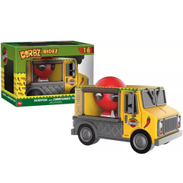 Funko Dorbz Rides Deadpool Chimichanga Truck