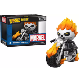 Funko Dorbz Rides Ghost Rider With Motorcycle