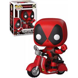Funko Pop Deadpool On Scooter (45)