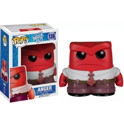 Funko Pop Anger (136) - Inside Out