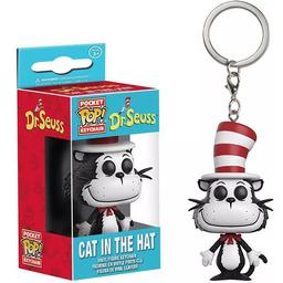 Llavero Funko Pop Cat In The Hat Dr. Seuss
