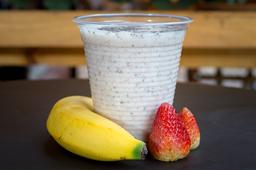 🥤Smothie de Fresa, Banano y Chía
