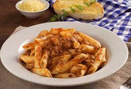 Spaguetti Napolitana Carne