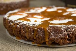 Torta Chocology Salted Caramel