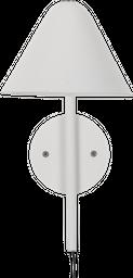 Lámpara De Pared Tube Cone - 30 x 27 x 15