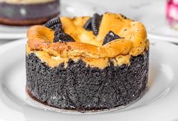 🍰 Cheesecake de Oreo