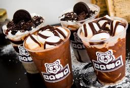 Parche Amigos: Malteada de Nutella, Nucita Y Oreo