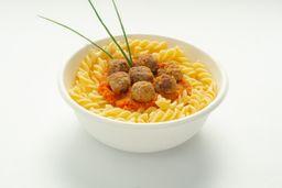 Pasta Meat Balls (Salsa Speciale)