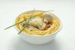 Pasta Funghi (Salsa Base)