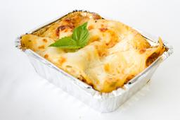 Lasagna de Ricotta y Espinaca