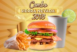 🍔 Sierra Nevada 2018 en Combo 🍟