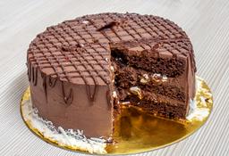 Porción Torta de Chocolate Eje Cafetero