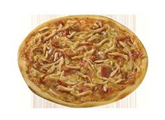 Pizza Pollo Tocineta Gigante