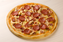 Pizza Especial de Carnes Gigante