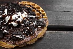🍫 Waffle Choco Explosión