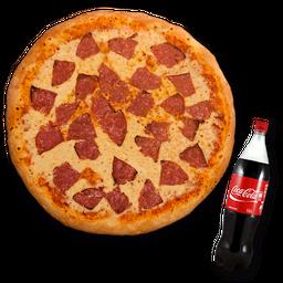 Pizza Salami (XL)