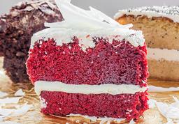 Torta Red Velvet 8 Porciones