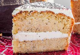 Torta de Amapola 8 Porciones