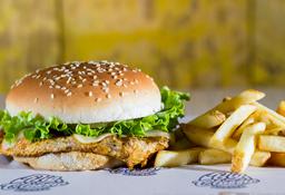 🥪🥖Combo Sándwich Clásica ( Pollo )