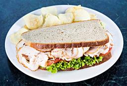 Sándwich Pechuga De Pavo NYD