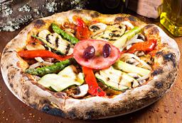 Pizza por Mitades Grande