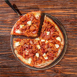 Pizza Sweet Pork Philadelphia