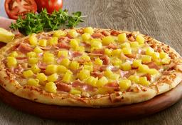 Tu pizza grande por precio de pizza mediana
