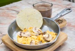 🍳Combo Desayuno Tradicional☕