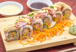 Roll Eby Crunch Special