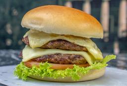 Hamburguesa Doble Beef
