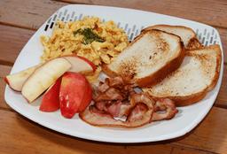 Promo Desayuno Americano