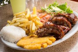 🥩Costillitas de Cerdo Ahumadas🐷
