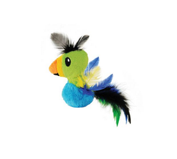 Petstages Gato Peluche Feather Toucan