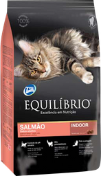 Equilibrio Gatos Adulto Sabor Salmon X1.5 Kg