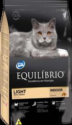 Equilibrio Gato Adulto Ligth X1.5 Kg