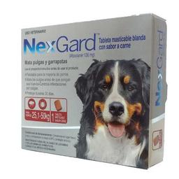 NEXGARD Dog XL 1 CHEWAB X 10 (25.1-50kg)