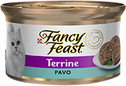Fancy Feast Terrine Pavo Lata X85 Gr 1920