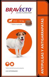 Bravecto 4.5 - 10 Kg Naranja