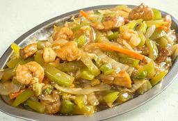 Chop Suey Pollo - Camarón