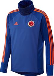 Camiseta Warm Selección Colombia 2018