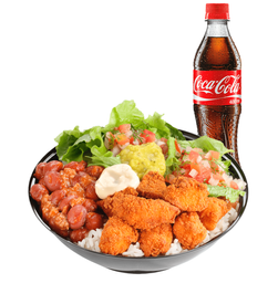 Bowl + Coca Cola 400 ml