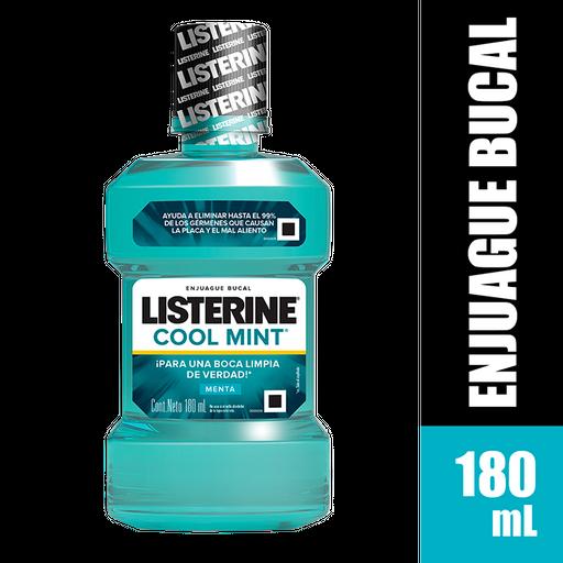 Listerine Enjuague Bucal