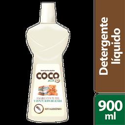 Coco Detergente Liquido Varela Botella